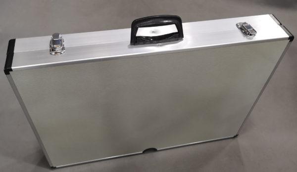 Tavolini Da Campeggio Pieghevoli Con Sedie.Tavolo Da Picnic Alluminio Pieghevole 120x70x70cm 4 Sedie