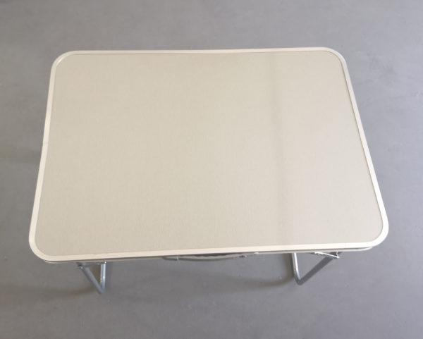 Tavolino Campeggio Pieghevole Alluminio.Tavolino Da Picnic Alluminio Pieghevole 70x50x70cm
