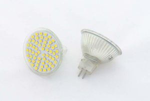 LAMPADINA LED MR16 SMD3528  4W 12V