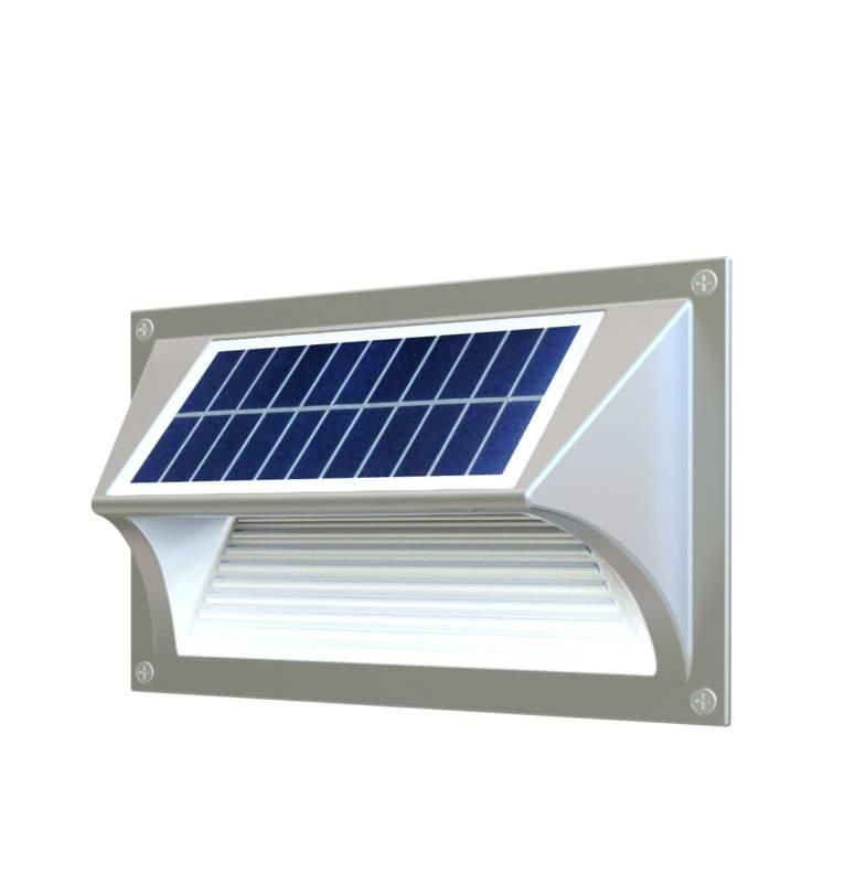 SEGNAPASSI SOLARE 5 LED  IP65 100LUMEN