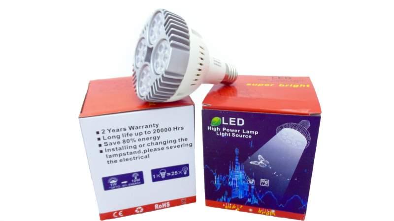 LAMPADA LED E27 PAR30 35W