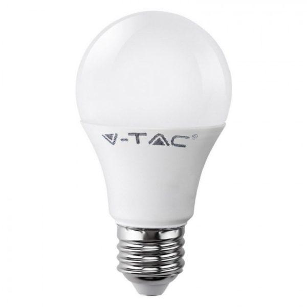 V-TAC LAMPADA LAMPADINA LED E27 12W=75W LUCE CALDA-NATURALE-FREDDA SKU 4228-4229-4230