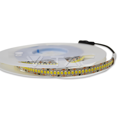V-TAC STRISCIA STRIP LED 2835  ALTA LUMINOSITA' 12V 240 LED AL M 5M IP20 CALDA-NATURALE-FREDDA SKU 2164-2165-2166