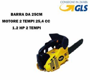 MOTOSEGA A SCOPPIO PER POTATURA A SBRANCARE RIPRODUZIONE IDENTICA VIGOR VMS-23 - VMS-30 BARRA DA 25 - 30CM